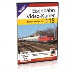 DVD - Eisenbahn Video-Kurier 115