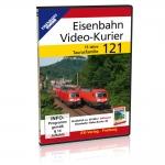 DVD - Eisenbahn Video - Kurier 121
