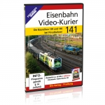DVD - Eisenbahn Video-Kurier 141