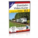 DVD - Eisenbahn Video-Kurier 151
