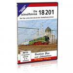 DVD - Die Schnellfahrlok 18 201