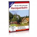 DVD - Die Harzquerbahn