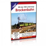 DVD - Die Brockenbahn