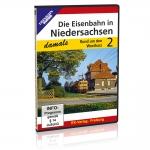 DVD - Eisenbahn in Niedersachsen - damals