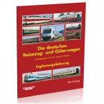 Die deutschen Reisezug- und Güterwagen Folge 8