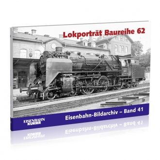 Lokporträt Baureihe 62