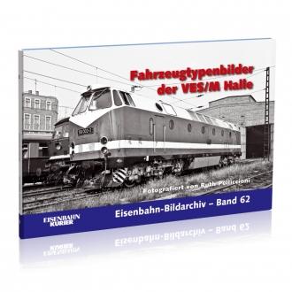 Fahrzeugtypenbilder der VES/M Halle