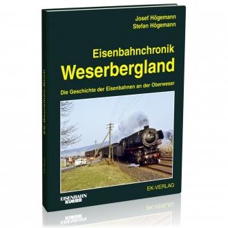 Eisenbahnchronik Weserbergland
