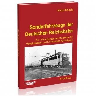 Sonderfahrzeuge der Deutschen Reichsbahn