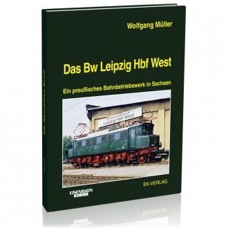 Das Bw Leipzig Hbf West