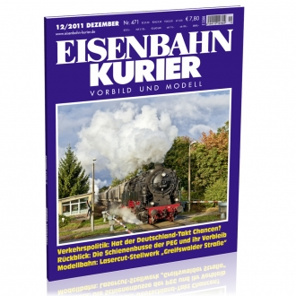 Eisenbahn-Kurier 12/2011
