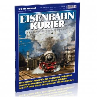 Eisenbahn-Kurier 2/2015