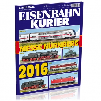 Eisenbahn-Kurier 3/2016