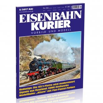 Eisenbahn-Kurier 5/2017