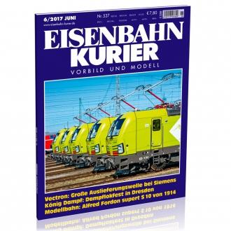 Eisenbahn-Kurier 6/2017