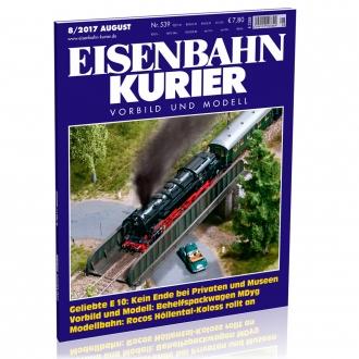 Eisenbahn-Kurier 8/2017