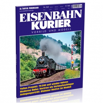 Eisenbahn-Kurier 2/2018