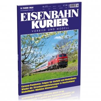 Eisenbahn-Kurier 5/2020