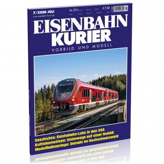 Eisenbahn-Kurier 7/2020