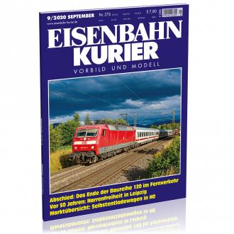 Eisenbahn-Kurier 9/2020