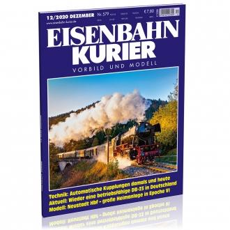 Eisenbahn-Kurier 12/2020
