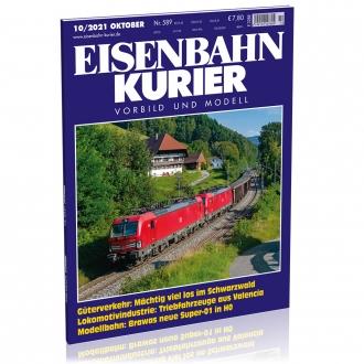 Eisenbahn-Kurier 10/2021