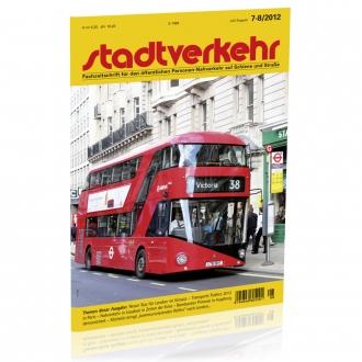 Stadtverkehr 7-8/2012