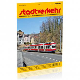 Stadtverkehr 10/2020