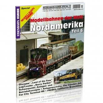 Modellbahnen der Welt: Nordamerika - 6