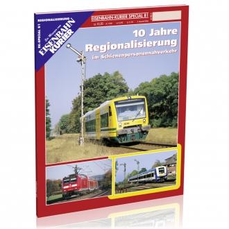 10 Jahre Regionalisierung im Schienenpersonennahverkehr