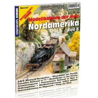 Modellbahnen der Welt: Nordamerika 8