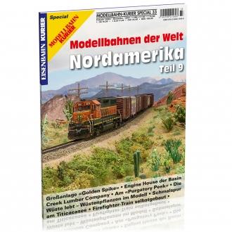 Modellbahnen der Welt: Nordamerika - 9