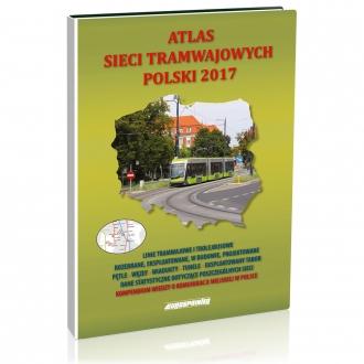Strassenbahnatlas Polen 2017