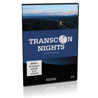 Blu-ray - Transcon Nights