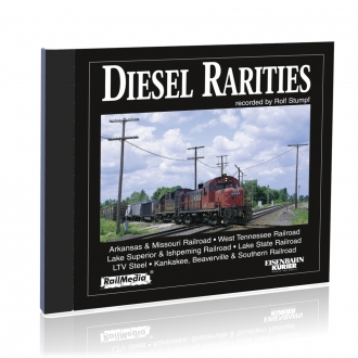 CD - Diesel Rarities
