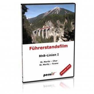 DVD - RhB-Linien I