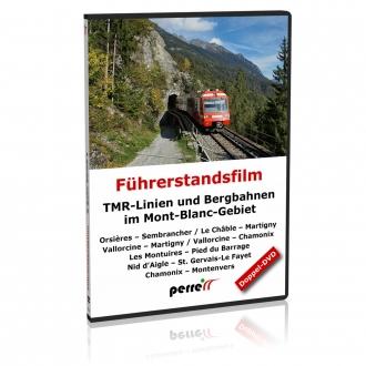 DVD - TMR-Linien und Bergbahnen im Mont-Blanc-Gebiet