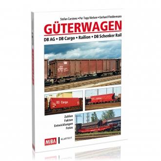 Güterwagen der DB AG