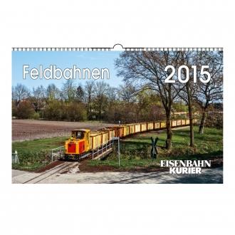 Feldbahnen 2015