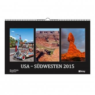 Südwesten USA 2015