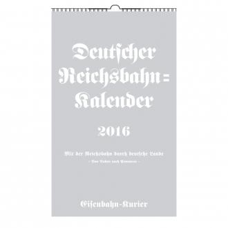 Reichsbahn-Kalender 2016