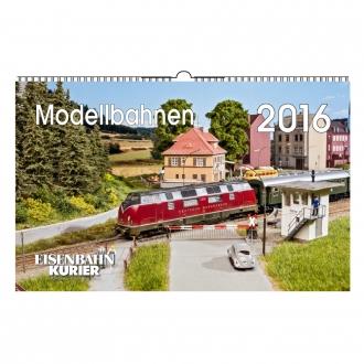 Modellbahnen 2016