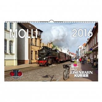 Kalender Molli 2016