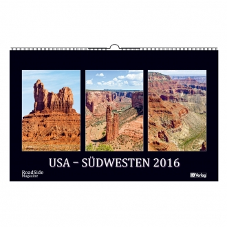 Südwesten USA 2016