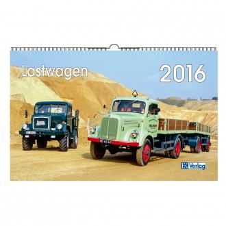Lastwagen 2016