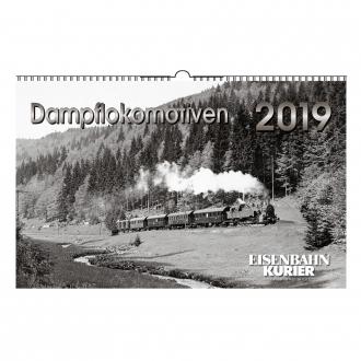Dampflokomotiven 2019