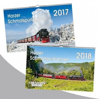 """Abo - Kalender """"Harzer Schmalspurbahnen"""""""