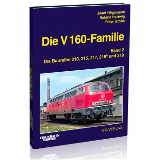 Die V 160-Familie (2)