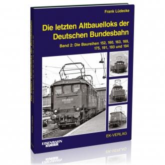 Die letzten Altbauelloks der Deutschen Bundebahn (2)