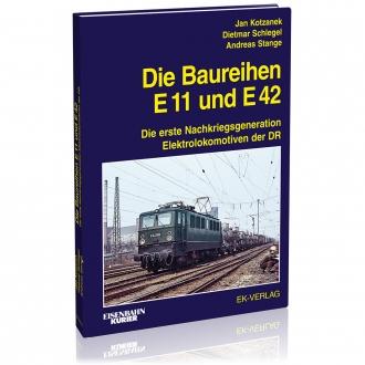 Die Baureihen E 11 und E 42
